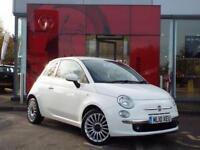 2010 Fiat 500 1.2 Sport 3 door [Start Stop] Petrol Hatchback