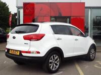 2015 Kia Sportage 1.6 GDi ISG 2 5 door Petrol Estate