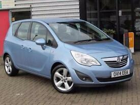 2014 Vauxhall Meriva 1.4i 16V Tech Line 5 door Petrol Estate