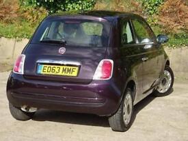 2013 Fiat 500 1.4 Pop 3 door [Start Stop] Petrol Hatchback