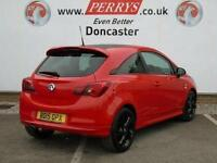 2015 Vauxhall Corsa 1.4 Limited Edition 3 door Petrol Hatchback