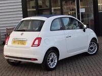 2016 Fiat 500 1.2 Denim 3 door Petrol Hatchback