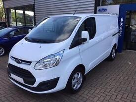2016 Ford Transit Custom 2.0 TDCi 130ps Low Roof Limited Van Diesel