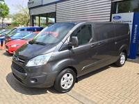 2016 Ford Transit Custom 2.0 TDCi 130ps Low Roof Limited Van Diesel