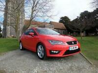 2016 SEAT Leon 1.4 EcoTSI 150 FR 5 door [Technology Pack] Petrol Hatchback