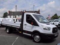 2015 Ford Transit 2.2 TDCi 155ps Heavy Duty Chassis Cab Diesel Van