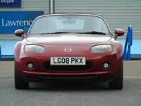 2008 Mazda MX-5 2.0i Sport 2 door Petrol Convertible