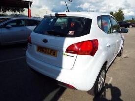 2013 Kia Venga 1.4 EcoDynamics 1 5 door Petrol Hatchback