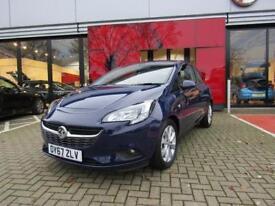 Vauxhall Corsa 1.4 [75] ecoFLEX Energy 3 door [AC] Petrol Hatchback