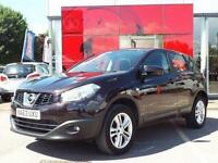 2013 Nissan Qashqai 1.5 dCi [110] Acenta 5 door Diesel Hatchback