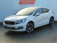 2017 Citroen DS4 1.6 BlueHDi Prestige 5 door Diesel Hatchback