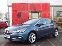2017 Vauxhall Astra 1.6 CDTi 16V 136 SRi Nav 5 door Diesel Hatchback