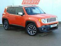 2015 Jeep Renegade 1.6 Multijet Opening Edition 5 door Diesel Hatchback