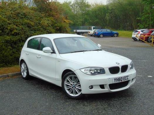2010 bmw 1 series 118d m sport 5 door diesel hatchback. Black Bedroom Furniture Sets. Home Design Ideas