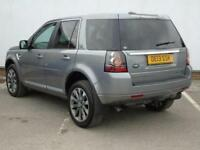 2013 Land Rover Freelander 2 2.2 SD4 HSE LUX 5 door Auto Diesel Estate