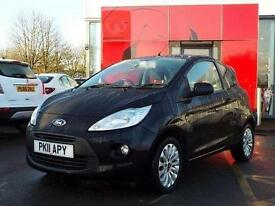 2011 Ford Ka 1.3 TDCi Zetec 3 door Diesel Hatchback