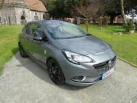 2015 Vauxhall Corsa 1.0T ecoFLEX Limited Edition 3 door Petrol Hatchback