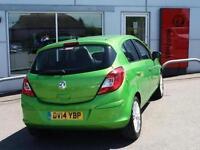 2014 Vauxhall Corsa 1.4 SE 5 door Petrol Hatchback