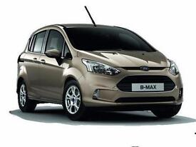 2016 Ford B-MAX 1.4 Zetec 5 door Petrol Hatchback