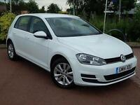 2014 Volkswagen Golf 1.6 TDI 105 SE 5 door Diesel Hatchback