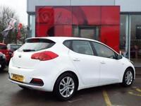 2015 Kia Ceed 1.4 VR7 5 door Petrol Hatchback
