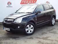 2013 Vauxhall Antara 2.2 CDTi Exclusiv 5 door [2WD] [Start Stop] Diesel 4x4