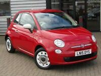 2015 Fiat 500 1.2 Colour Therapy 3 door Petrol Hatchback