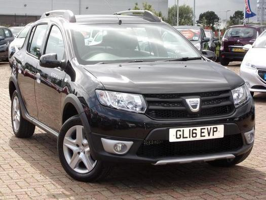 2016 dacia sandero stepway 0 9 tce ambiance 5 door start stop petrol hatchback in whitfield. Black Bedroom Furniture Sets. Home Design Ideas