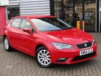 2015 SEAT Leon 1.6 TDI SE 5 door [Technology Pack] Diesel Hatchback