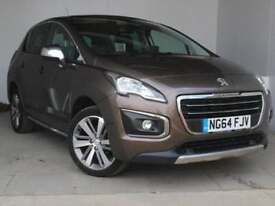 2015 Peugeot 3008 1.6 HDi Allure 5 door Diesel Estate
