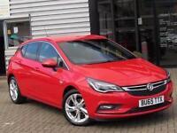 2015 Vauxhall Astra 1.0T 12V ecoFLEX SRi 5 door Petrol Hatchback