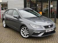 2017 SEAT Leon ST 2.0 TDI 150 FR Technology 5 door Diesel Estate