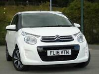 2016 Citroen C1 1.2 PureTech Flair 3 door Petrol Hatchback
