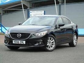 2016 Mazda 6 2.2d SE-L Nav 4 door Diesel Saloon