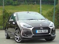 2016 Citroen DS3 1.6 THP Prestige 2 door Petrol Convertible