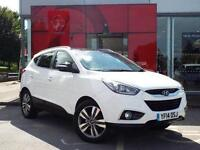 2014 Hyundai ix35 1.7 CRDi GO 5 door 2WD Diesel Estate