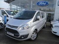 2014 Ford Transit Custom 2.2 TDCi 155ps Low Roof D/Cab Limited Van Diesel