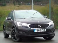 2017 Citroen DS4 1.6 BlueHDi Crossback 5 door Diesel Hatchback