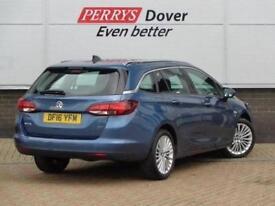 2016 Vauxhall Astra 1.6 CDTi 16V 136 Elite Nav 5 door Diesel Estate