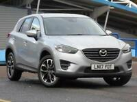 2017 Mazda CX-5 2.2d [175] Sport Nav 5 door AWD Auto Diesel Estate