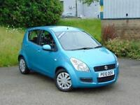 2010 Suzuki Splash 1.0 GLS 5 door Petrol Hatchback