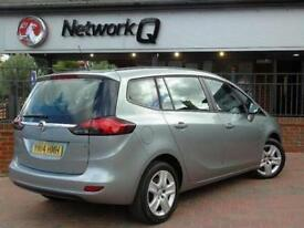 2014 Vauxhall Zafira Tourer 2.0 CDTi Exclusiv 5 door Diesel Estate