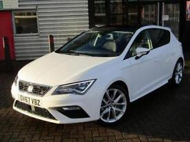 2017 SEAT Leon 1.4 TSI 125 FR Technology 5 door Petrol Hatchback