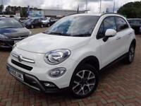 2015 Fiat 500X 1.4 Multiair Cross 5 door Petrol Estate