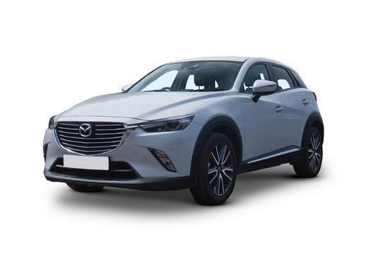 2017 Mazda CX-3 1.5d SE Nav 5 door Diesel Hatchback
