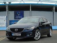 2014 Mazda 6 2.2d [175] Sport Nav 4 door Diesel Saloon