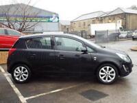 2014 Vauxhall Corsa 1.4 Excite 5 door [AC] Petrol Hatchback