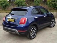 2015 Fiat 500X 1.4 Multiair Cross Plus 5 door Petrol Estate