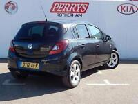 2012 Vauxhall Corsa 1.2 SXi 5 door [AC] Petrol Hatchback