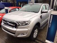 2016 Ford Ranger Pick Up Double Cab XLT 2.2 TDCi Diesel Double Cab Pick-up